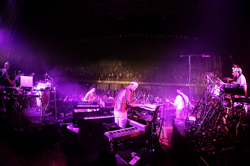 STS9 Profile Link