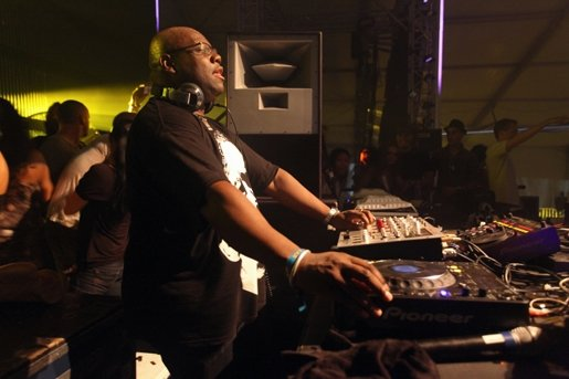 Carl Cox Profile Link