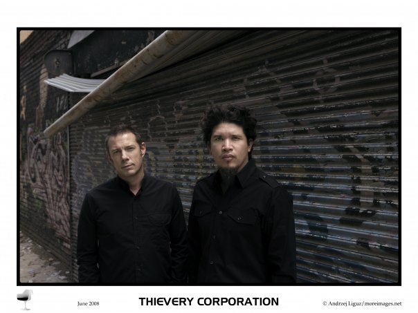 Thievery Corporation Profile Link