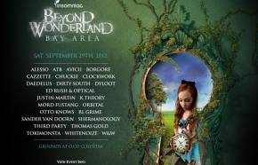 Beyond Wonderland Bay Area 2012 Preview Preview