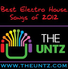 Best Electro House Songs of 2012 - Top 10 Tracks [Page 2] Preview