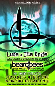 Luke the Knife to Cut Up Denver Tonight Preview