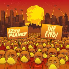 12th Planet Unveils Video from 'The End' EP Release Party on 12-12-12 Preview