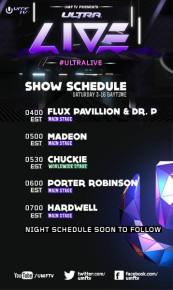 Ultra Music Festival 2013: Streaming LIVE Preview