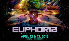 Euphoria 2013 Mixtape Preview