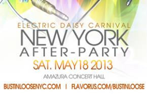 EDC NY's after party is BUSTIN' LOOSE Preview