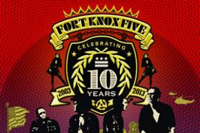 Fort Knox Five: 10 Years of Fort Knox Five Preview