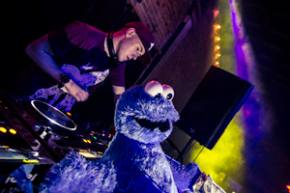 Cookie Monsta & FuntCase Slideshow / Lizard Lounge (Dallas, TX) / 5-4-2013 Preview