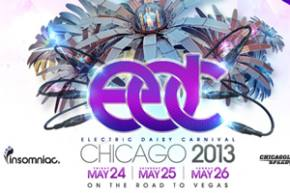 EDC Chicago 2013 Preview Preview
