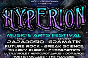 Hyperion Music & Arts Festval (September 6-7 - Spencer, IN) 2013 Preview Preview