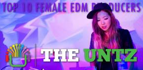Top 10 Female EDM Artists Preview