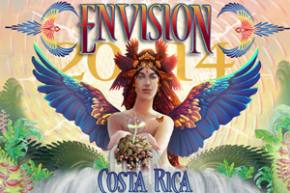Envision 2014 (Feb 20-23 - Uvita, Costa Rica) adds second round of headliners! Preview