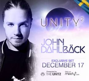 John Dahlbäck joins UNITY2, digital music festival for Philippines relief Preview