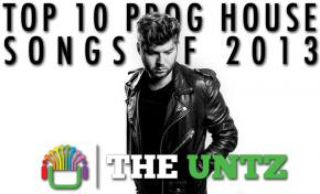Top 10 Prog House Songs of 2013 Preview