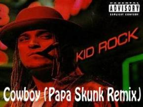Kid Rock - Cowboy (Papa Skunk Remix) Preview