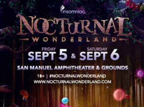 [PREVIEW] Everything you need to know about Nocturnal Wonderland (San Bernardino, CA - Sept 5-6) Preview