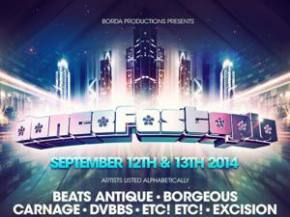 The Untz and Hy-tekk productions host stages at Dancefestopia this weekend (Kansas City, MO - Sept 12-13) Preview