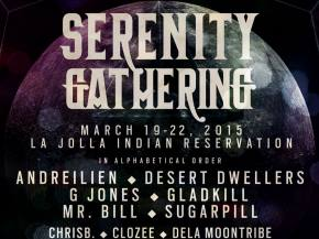 Serenity Gathering reveals March 19-22 La Jolla, CA Rd 1 lineup Preview
