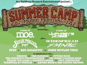 Summer Camp Music Festival 2015 reveals first round lineup! Preview