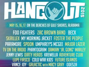 Skrillex, Major Lazer headline Hangout Festival May 15-17, 2015 Preview