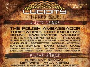 The Polish Ambassador, Thriftworks headline Lucidity 2015 Preview