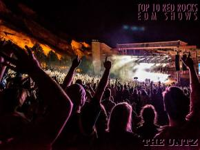 Top 10 EDM Red Rocks - 2015 Preview
