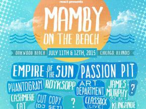 Mamby on the Beach announces inaugural lineup for July 11-12 festival Preview