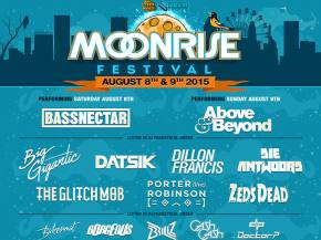 Moonrise Festival packs a punch August 8-9 in Baltimore, MD Preview