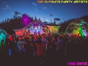 Top 10 Pirate Party 2015 Artists [Page 2] Preview