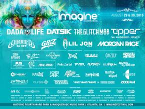Imagine Festival brings dance music variety to Atlanta, GA Aug 29-30 Preview