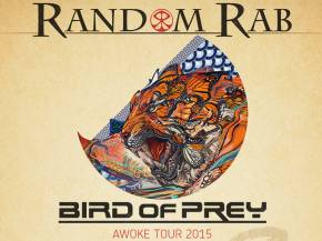 Random Rab heads out on Awoke tour with Bird of Prey this November Preview