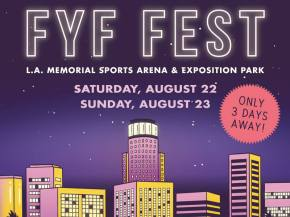 FYF Fest brings Flume, Goldroom, Shlohmo to downtown LA August 22-23 Preview
