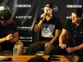 ILLENIUM, Vaski, jackLNDN discuss The Perfect Remix at Electric Forest Preview