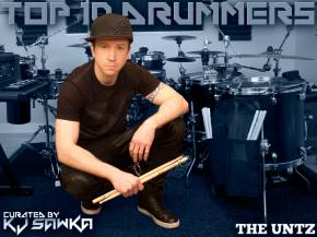 Top 10 Drummers of Influence curated by KJ SAWKA Preview