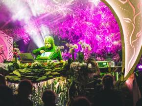 Kinnection Campout brought the best in underground bass to Deerfields Preview