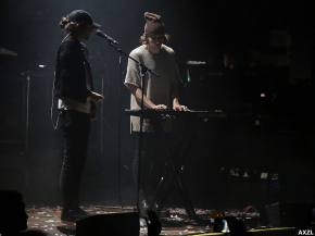 The Shelter Tour with Porter Robinson & Madeon is kinda magical. Preview
