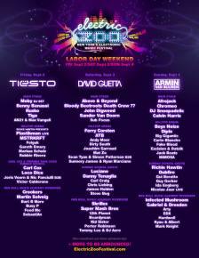 Electric Zoo 2011 - New Lineup Additions Preview