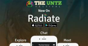 The Untz Festival is live on the Radiate app! Preview