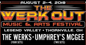 The Werks unveil lineup for The Werk Out 2018 Preview