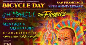 Bicycle Day announces full SF lineup for April 19 Preview