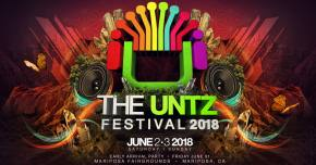 The Untz Festival 2018 reveals its Phase 2 lineup! 2 months to go! Preview