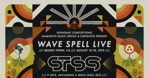 STS9 announces Wave Spell Live 2019, returns to Belden, California Preview