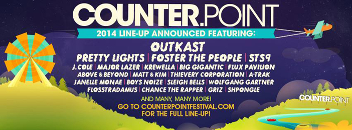 CounterPoint - Kingston Downs, GA - April 25-27