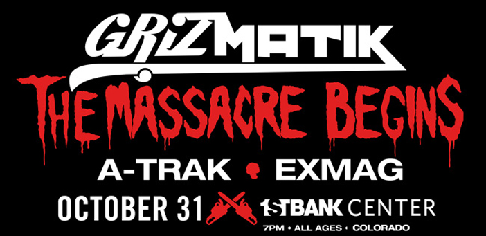 GRiZmatik - Top 10 Halloween 2013 EDM Events